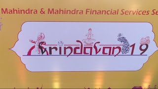 Vrindavan 2019 | Mahindra Finance Event | RJ Roshan