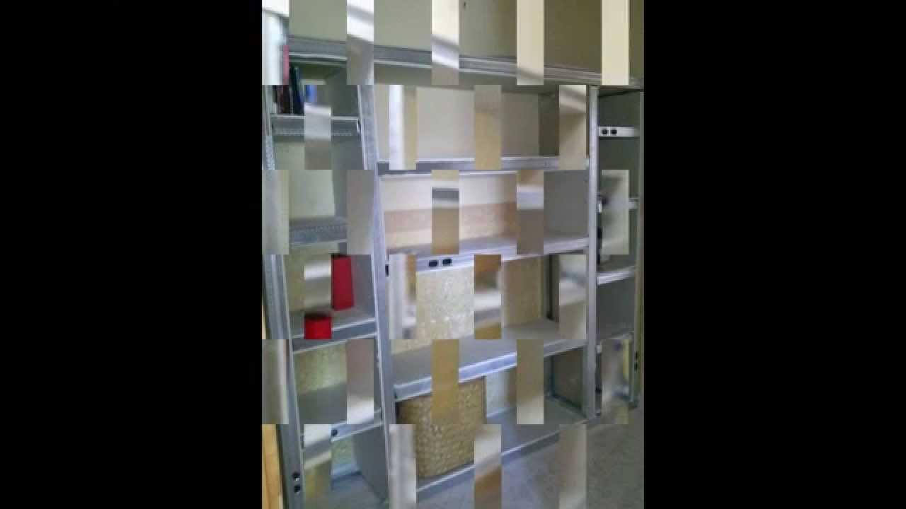 Libreria in cartongesso con mensole youtube for Cartongesso youtube