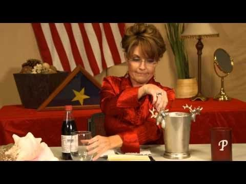 Sarah Palin Takes FOREVER To Do The Ice Bucket Challenge