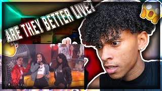 Download Lagu Fifth Harmony - Work From Home (LIVE ON ELLEN) *REACTION* 🔥 Gratis STAFABAND