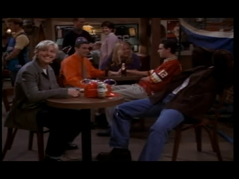 Sitcom Ellen - Blooper Reels Season 5