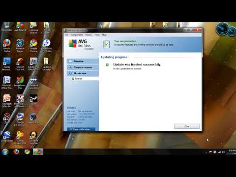 Software Review #2 AVG Anti Virus Free Edition