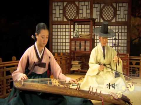 Musica tradicional coreana - Yeongsan Hoesang