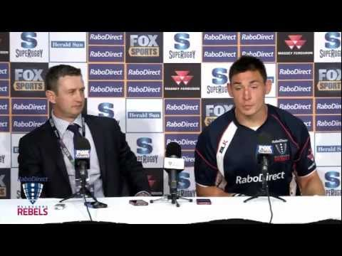 Rebels vs Force Rd.1 post-match press conference | Super Rugby Video Highlights
