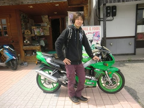 ZXR250R Kawasaki カワサキ・ZXR ZXR250 ZXR-RR