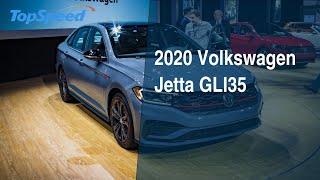 2020 Volkswagen Jetta GLI35