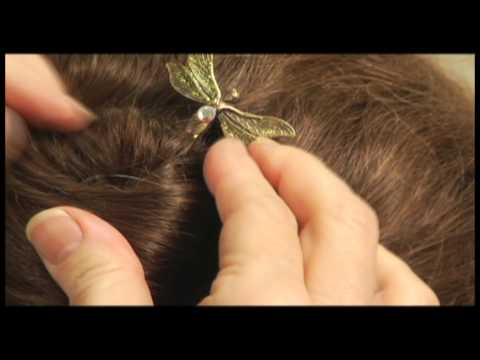 0 Quick easy inexpensive hairstyle for your bridesmaids