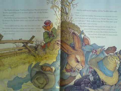 Brer Rabbit And The Tar Baby Book Brer Rabbit And The Tar Baby