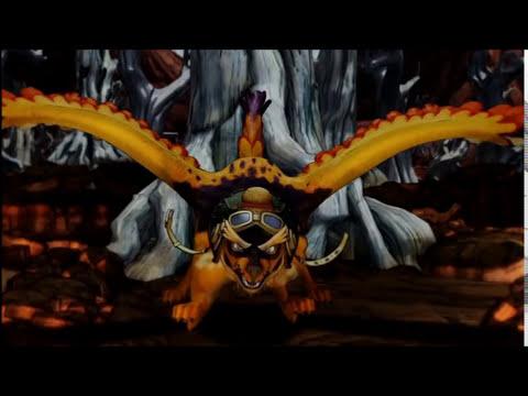 One Piece - ♞ Zoan Devil Fruit Users , 動物系(ゾオン)