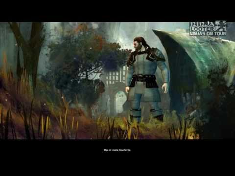 Ninjas on Tour: Guild Wars 2 Closed Beta - Startgebiet der Norn (Krieger Gameplay)