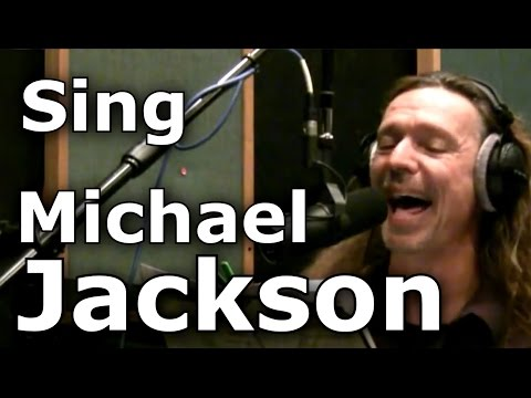 How To Sing In The Style Of Michael Jackson - Ken Tamplin Vocal Academy #1