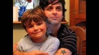Billie Joe Armstrong's family (foto rare)
