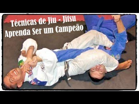 Técnicas de Jiu Jitsu - Aprenda como ser um campeão