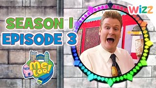 Me Too! - Episode 3! | Tummy Rumbles | Full Episode | Wizz | TV Shows for Kids