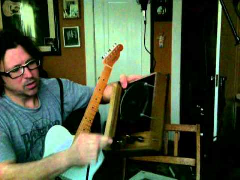 Lick Of The Day by WILL KIMBROUGH Award-Winning Guitarist (11/24/2010)