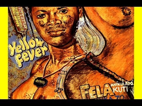 Meet the Nigerian artist behind Fela Kuti