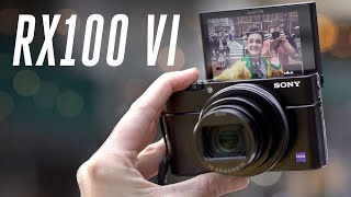 Sony RX100 VI review: overpriced?
