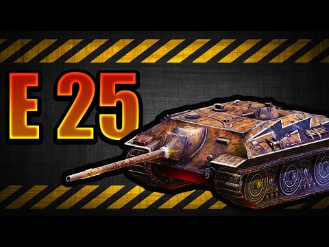 E 25 -- The Troll Tank ||World of Tanks Blitz||