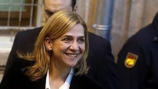 Yolsuzlukla Suçlanan İspanya Prensesinin Düşes Unvanı Iptal Edildi