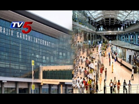 Shocking !!! Red Alert To RGI Airport : TV5 News