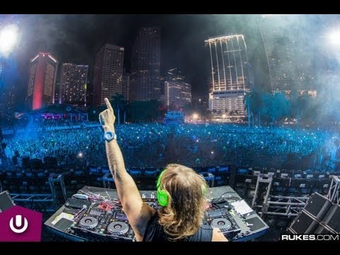 David Guetta   Miami Ultra Music Festival 2014 video