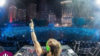 David Guetta – Miami Ultra Music Festival (2014), Youtube, Videoklipy a mp3