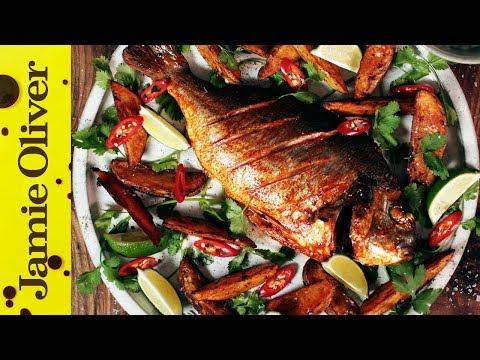 Roast Turkey With Spiced Cranberry, Bacon And Walnut ...