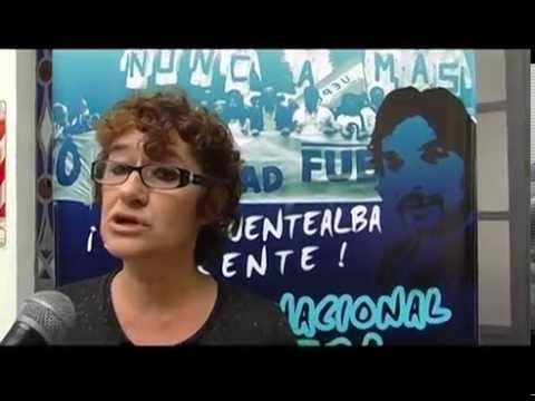 LANZAMIENTO DE LA CAMPAÑA NACIONAL POR JUSTICIA COMPLETA PARA NUESTRO COMPAÑERO CARLOS FUENTEALBA.
