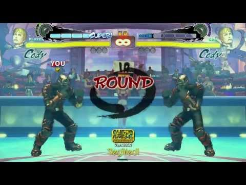 Super street fighter 4 PC - play as Isaac Clarke (DEAD SPACE)