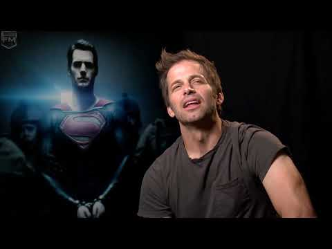 Full Interview Zack Snyder's: Why DCEU Should Keep Their Own Path