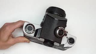 budget medium format camera kiev 60 review