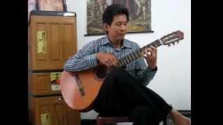 Lagu Untuk Sebuah Nama - Ebiet G Ade - Guitar Solo by Andrianto
