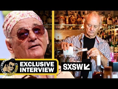 THE BILL MURRAY STORIES - SXSW Interview With Filmmakers (2018) JoBlo.com