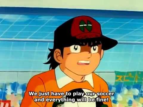 Captain Tsubasa 1983 Episode 8 English Sub