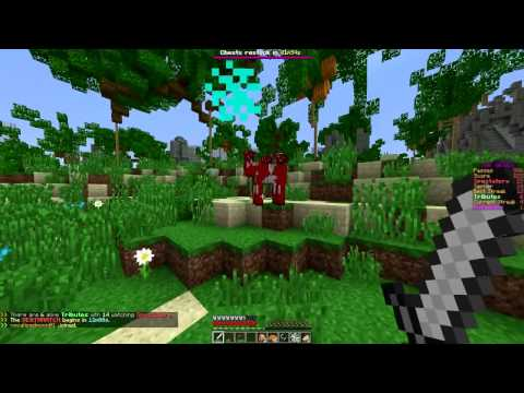 Minecraft: Hunger Games w Mitch Game 574 HOW TO HAVE FUN WITH TNT