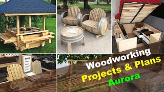 Woodworking Projects & Plans Aurora Colorado CO