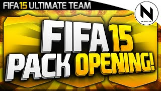 AMAZING 15K PACK! - FIFA 15 Ultimate Team