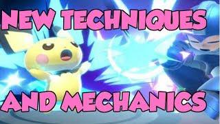Super Smash Bros. Ultimate: New Tech and Mechanics!
