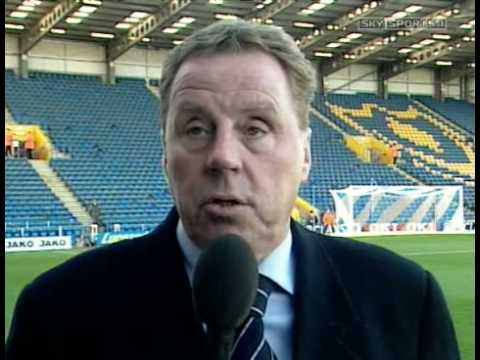Harry Redknapp Soccer Saturday