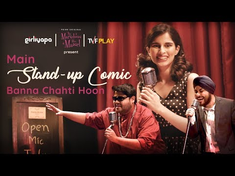Main Stand-up Comic Banna Chahti Hoon feat. Aisha Ahmed, Jizzy & Vipul Goyal thumbnail