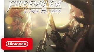 Fire Emblem: Three Houses - Launch Trailer Pt. 2 - Into the Battle - Nintendo Switch