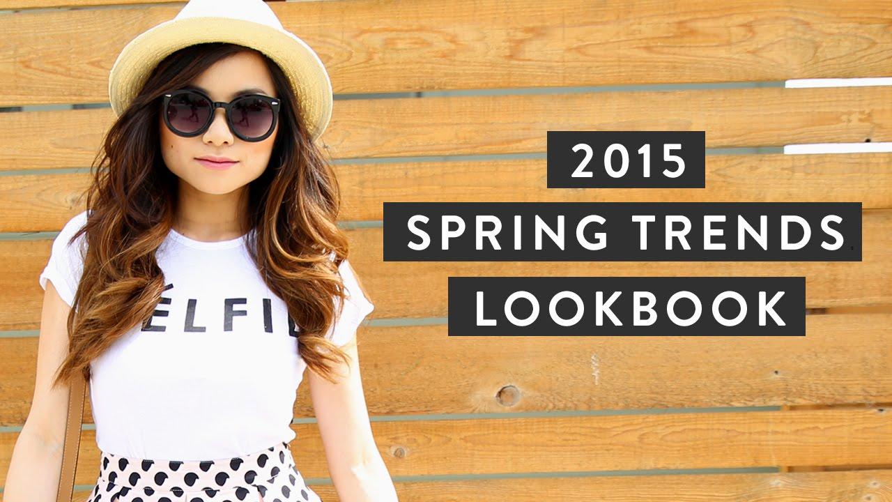 Style Lookbook 2015 2015 Spring Trends Lookbook