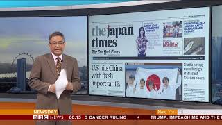 Hiring English speaking foreign staff (Japan) - BBC News - 24th August 2018