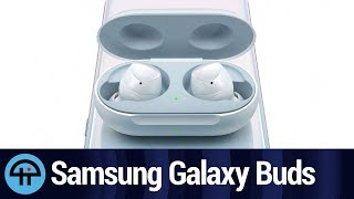 Samsung Galaxy Buds Reveal (with Commentary)