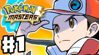 Pokemon Masters - Gameplay Walkthrough Part 1 - Intro and Chapter 1: New Adventure, New Goal! (iOS)