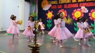 download lagu Welcome Dance Performance By Kg Students gratis