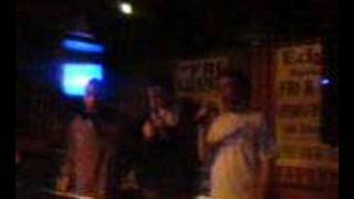 Alex Ashley Simon Singing Stand By Me Karaoke
