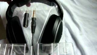 Unboxing Sennheiser HD 558 headphones