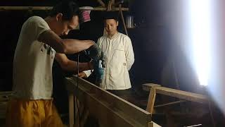 Furniture | Cara Menyambung Papan Skill Tingkat Dewa by AT Production