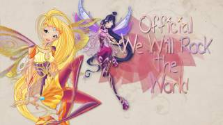 Winx Club 6 - We Will Rock The World [Official SoundTrack]